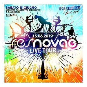 res novae live tour 2019