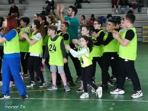Parte della rappresentativa RES NOVAE alla Festa dei Giochi della consulta dello Sport di Velletri